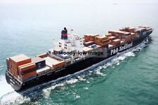 rp00396 - UK Container Ship - Jervis Bay - photo 6x4