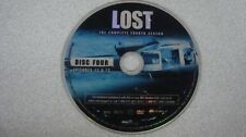 Lost Fourth 4 Season Disc Four 4 ONLY DVD