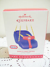 2015 Hallmark Keepsake Ornament - Baby's First Swing - New in Box - Christmas