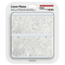 NEW Nintendo 3DS Official Faceplate Super Smash Bros. no.39 Cover Plates Japan