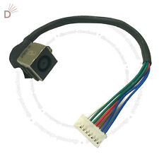 DELL XPS 15 L501X L502X L 501X DC Jack Power Port Socket Cable Connector harness