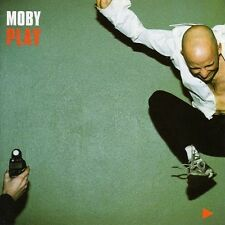 Moby CD Play - Labels - France (VG/VG+)