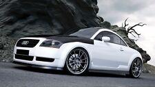 carbon Spoilerlippe für Audi TT MK1 Typ 8N Bj. 98-06 Frontspoiler Ansatz