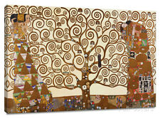 The Tree of Life Stretched Canvas Print By Gustav Klimt - 36x24