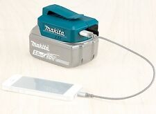 Makita DEAADP05 2 x USB Charger for 14.4v 18v LXT Lithium Batteries