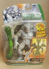 MARVEL LEGENDS FIN FANG FOOM WENDIGO WITH BAF SEALED 6 INCH HULK SERIES HASBRO