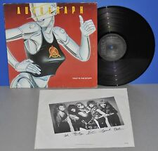 AUTOGRAPH That's the Stuff '85 +OIS Vinyl LP cleaned gereinigt