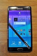 Samsung Galaxy Note Edge SM-N915FY - 32GB - Schwarz (Ohne Simlock) Smartphone