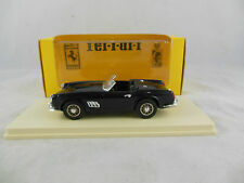 Idea 3 Ref 112 1960  Ferrari 250GT Spider Callifornia in Black  Scale 1:43