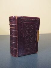 1861 KJV Bible and The Book of Common Prayer