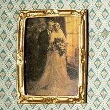 1:12 Scale Picture Art Dolls House wedding period  Miniature Accessory DHE