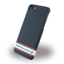 Genuine BMW Motorsport Endurance Rubber Finish Hard Cover for iPhone 7