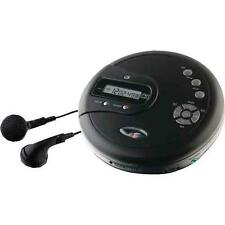 GPX PC332B Portable CD Player With FM Tuner
