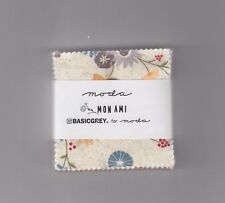 "Mon Ami by BasicGrey for Moda  - fabric MINI Charm Pack - 2.5"" squares"