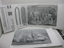"""American History The Negro Experience Teacher's Guide & 48 14""""x 11"""" Photo Aids"""