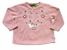 Oilily ✿ NWT ✿ GIRLS CRITSEL Deer designer Top. ✿ size 80 /12 - 18m  ✿ RARE