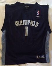 Memphis Grizzlies Youth Large Jersey By Reebok NBA Authentics