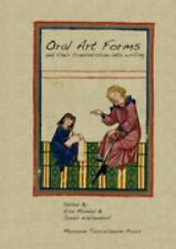 NEW - Oral Art Forms and their Passage into Writing