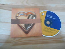 CD Pop M People - Open Your Heart CD2 (3 Song) BMG / DECONSTRUCTION
