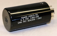 Sigma Instruments 72A0Z-1000TS-SIL 8-Pin Octal Type Relay