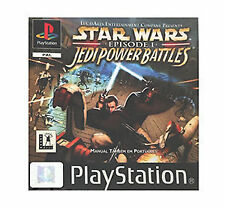 Star Wars Episode I: Jedi Power Battles (PS), Good Condition PlayStation, Playst