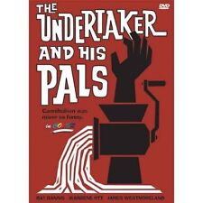 The Undertaker and His Pals (DVD, 2007) Ray Dannis-Warrene Ott-Cannibalism-1966