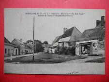 SEMBLANÇAIS : Epicerie-Mercerie Au Bon Goût routes de Tours et Neuillé-Pont-Pier