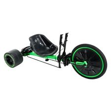 "NEW Huffy 20"" Inch Green Machine Thrill Ride On Tricycle Trike Go Kart Bike Cart"