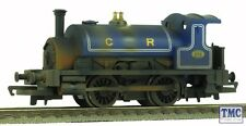 R2672 Hornby OO/HO Guage Caledonian Railway 0-4-0ST Weathered By TMC