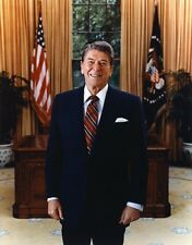 RONALD REAGAN 8X10 GLOSSY PHOTO PICTURE IMAGE #2