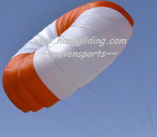 LARA 250 Reserve Parachute + paraswivel Hang Glider Gliding Pre-Owned XLNT