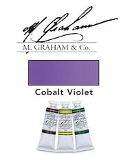 M Graham Watercolor 15ml Tube Cobalt Violet 33-099