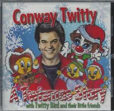 CONWAY TWITTY A TWISMAS STORY with Twitty Bird and their little friends  NEW CD