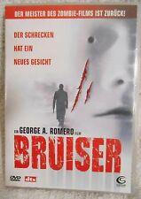 BRUISER Zombie Horror Film DVD Video FSK 18 SEHR GUT GEORGE A. ROMERO Spielfilm