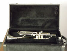 Blessing USA ML-1S  Semi Pro Silver Trumpet Outfit