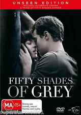 50 Shades of Grey : NEW DVD
