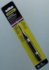 """GENERAL TOOLS 79 AUTOMATIC CENTER PUNCH 5"""" X 1/2"""" DIA STEEL BODY NEW"""