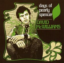 Days Of Pearly Spencer - David Mcwilliams (2004, CD NEUF)