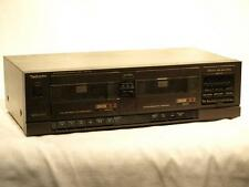 Technics RS-T19 Stereo Double Cassette Deck