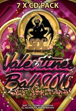 Shadow Demon Coalition – Valentines Ball 2016 – CD Pack