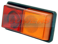 RUBBOLITE 3 WAY REAR COMBINATION TAIL LIGHT/LAMP IFOR WILLIAMS LM WESSEX TRAILER