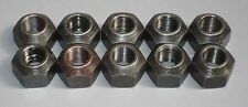 Land Rover Defender Wheel Nuts Set of 10 for steel wheels RRD500010