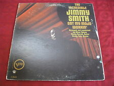 LP Jazz JIMMY SMITH The Incredible Jimmy Smith Got My Mojo Workin VERVE US 1965