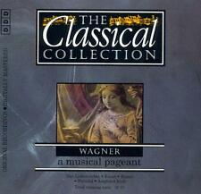WAGNER: OVERTURES RIENZI PARSIFAL LIEBESVERBOT FAUST + SIEGFRIED IDYLL - CD 1995