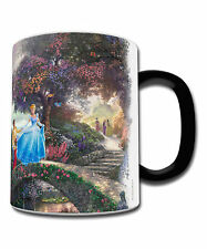 DISNEY'S CINDERELLA HEAT ACTIVATED MORPHING 11oz.Ceramic MUG