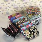 Color Pocket Business ID Credit Card Wallet Holder Case Box Aluminum Metal