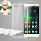 Ultra Thin Soft Transparent TPU Case FOR Huawei P8 LITE/Honor4C Back Cover Case
