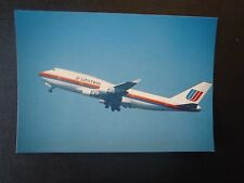 CPM UNITED AIRLINES Boeing 747-400