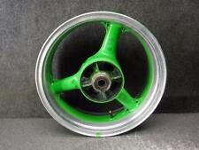 02 Kawasaki Ninja ZX6R ZX-6R Rear Rim Wheel R81