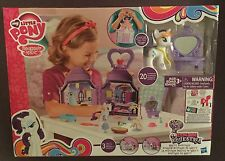 RARITY BOUTIQUE My Little Pony PLAYSET 20 accessories & figure OPENS LIKE A BOOK